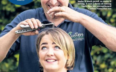 Cullen Nurseries feature in Irish Country Living – IFJ